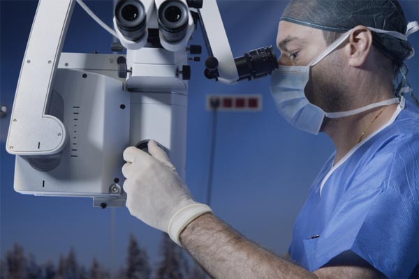 Vista Vision microchirurgia oculare